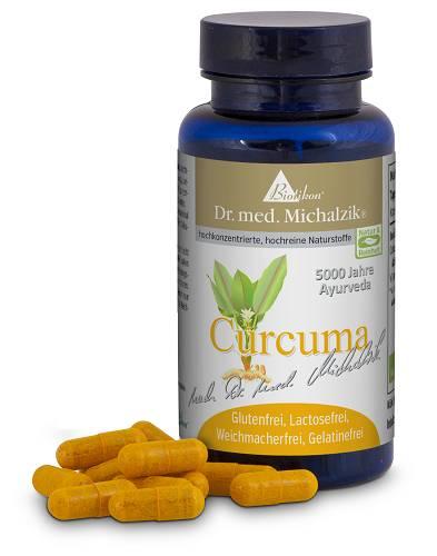 Hochdosierter Curcuma longa Extrakt von Biotikon
