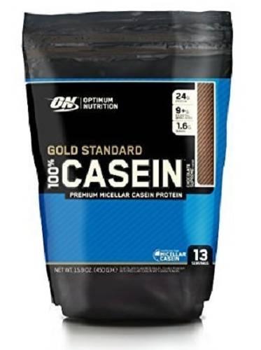 Gold Standard 100% Casein - 450g - Optimum Nutrition