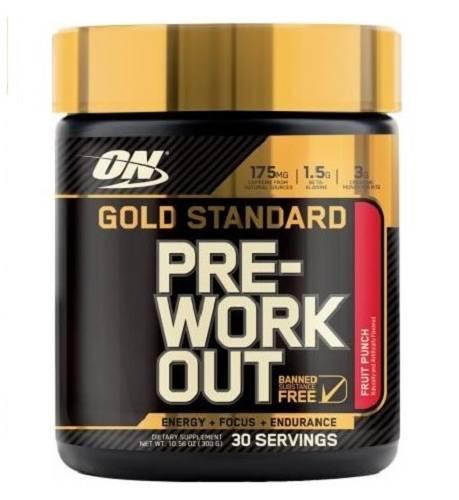 Gold Standard Pre-Workout - 330 g - Optimum Nutrition