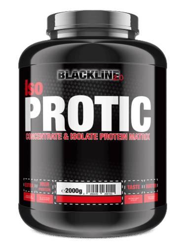Iso-Protic 2.0 - 2 kg - Blackline 2.0