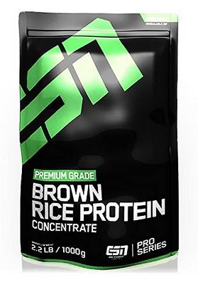 Reisprotein (Brown Rice Concentrate) - 1000g (1,0kg) - ESN