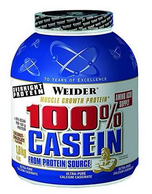 Day & Night Casein - 1800g (1,8 kg) - Weider