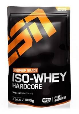 Iso-Whey Hardcore - 1000g (1kg) - ESN
