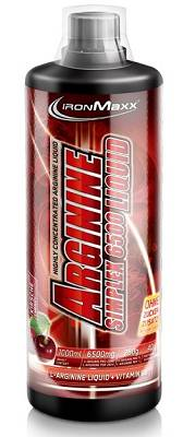 Arginine Simplex 6500 - 1 Liter - Ironmaxx