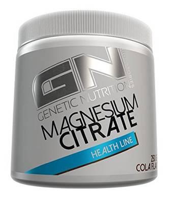 Magnesium Citrate - 250g - GN Laboratories