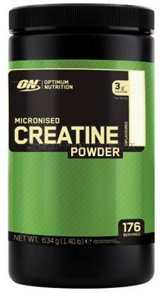 Micronized Creatine Powder - 634g - Optimum Nutrition
