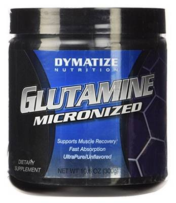 Glutamine Micronized - 300g - Dymatize