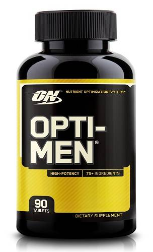 Opti-Men - Multivitamine - 90 Kapseln - Optimum Nutrition