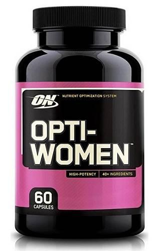 Opti-Women - Multivitamine - 60 Kapseln - Optimum Nutrition