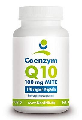 Coenzym Q10 - 120 Kapseln - APOrtha